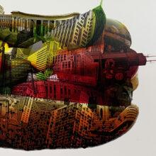 Chicago hot dog architecture